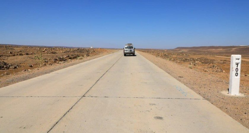 Road Construction Connecting Ethiopia with Eritrea's Port of Assab Commences