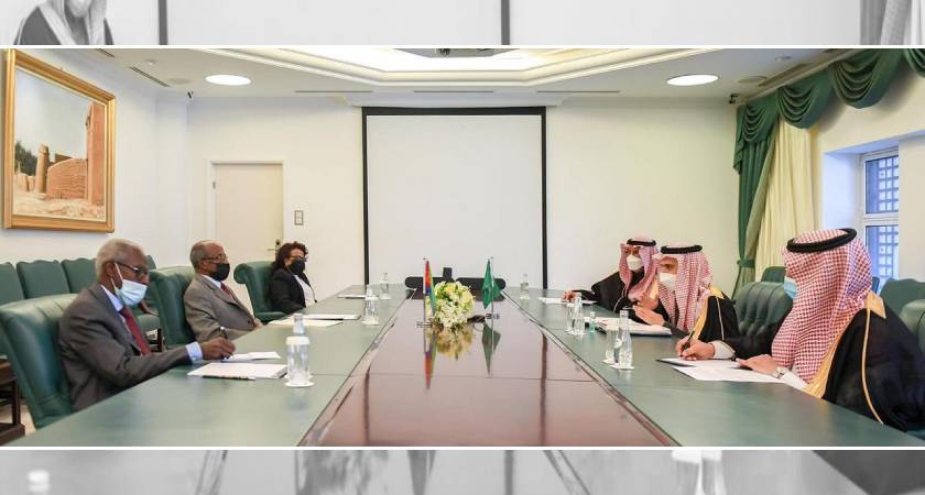 first joint Saudi Arabia - Eritrea ministerial council meeting