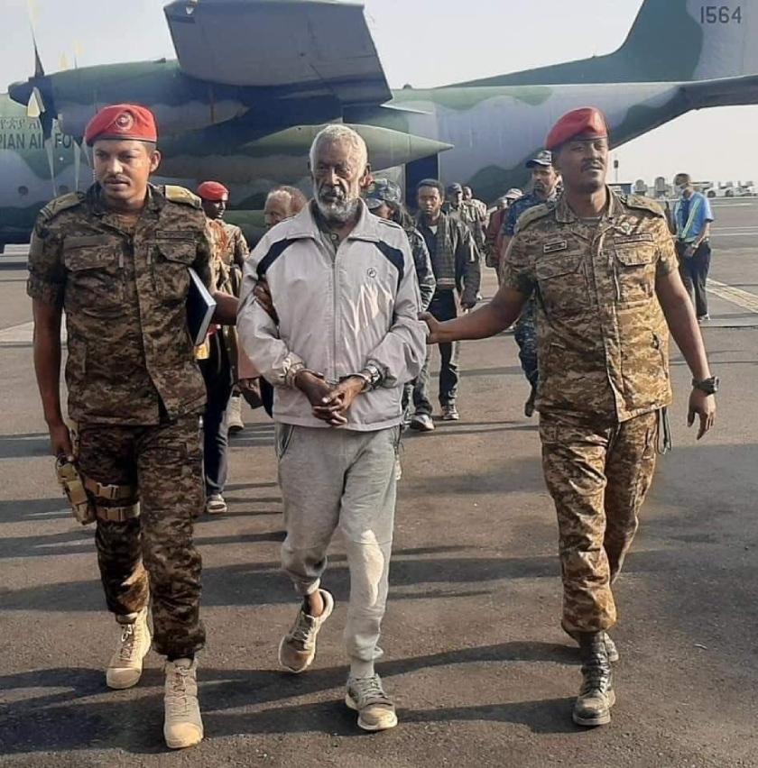 Ethiopia detained TPLF founding member Sebhat Nega