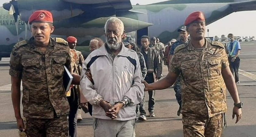 Ethiopia Detains Fugitive Sebahat Nega