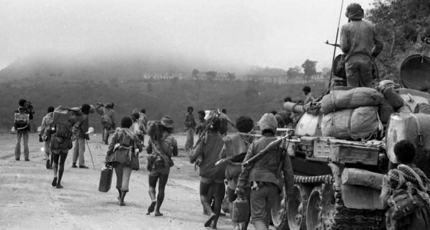 Operation Fenkil, the epic three-day fierce battle to liberate the port city of Massawa